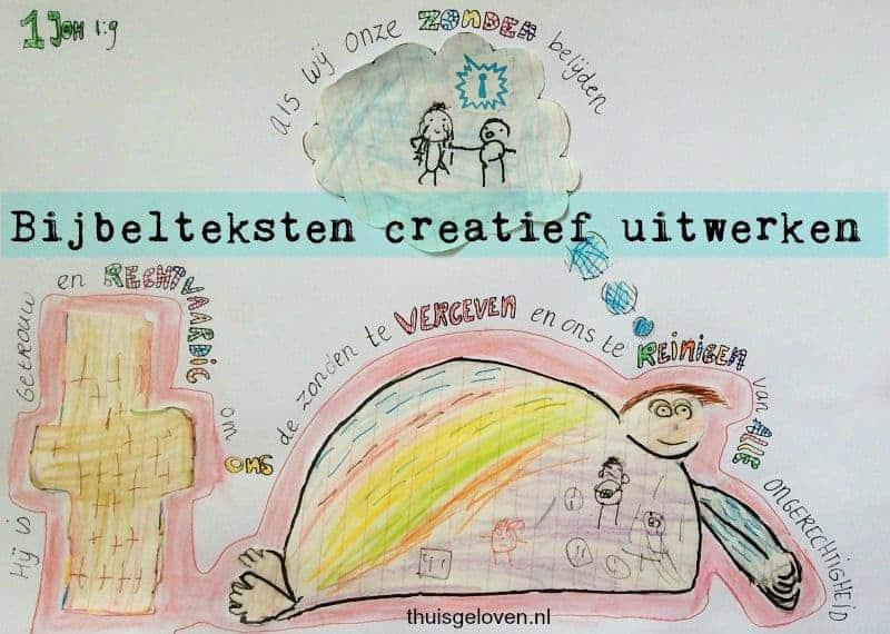 creatief uitwerken