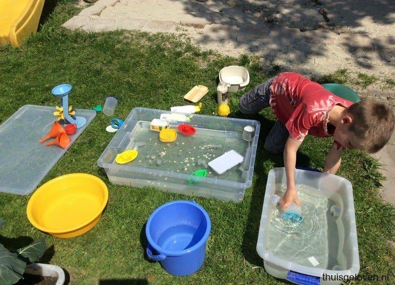 Zeer Eenvoudig waterspel - Thuis Geloven - Thuis Geloven @JB31