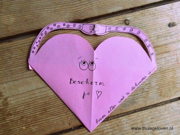 bescherm je hart